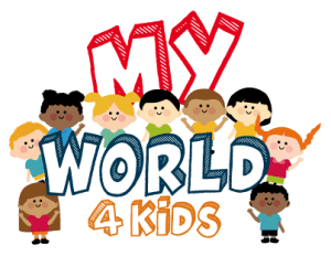 my-world4kids Logo